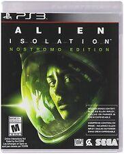 Alien Isolation: Nostromo Edition [PlayStation 3 PS3, Survival Horror FPS] NEW