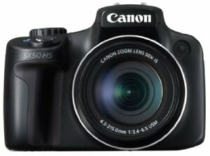 Canon DigitalCamera Powershot Sx50HsAbout12.1 MillionPixelsOptical50-F
