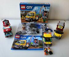 LEGO City bundle - 60073 Service Truck 60150 Pizza Van 60107 Fire Engine