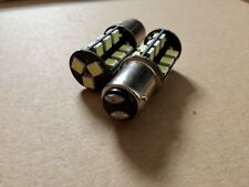 380 (P21/5W) 1157 27SMD LED White BA15D (PAIR) Canbus