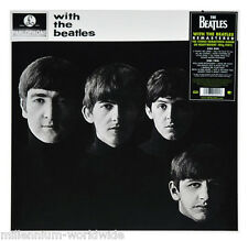 "THE BEATLES - WITH THE BEATLES - 12"" VINYL LP - 180 GRAM RECORD - SEALED & MINT"