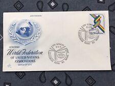 United Nations Covers 1976 Geneva FDC Set #57-62
