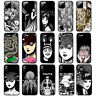Junji Ito Tomie Horror Case for iPhone 11 Pro XS MAX XR X 8 7 6 6S Plus 5 5S SE