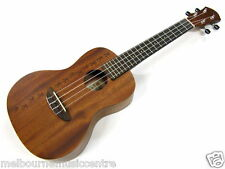 ANUENUE CONCERT UKULELE Solid Mahogany Top Grover Tuners *w/Deluxe Bag* NEW!