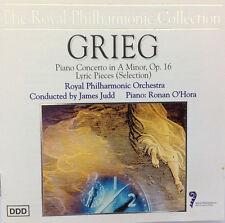 The Royal Philharmonic Collection: Grieg : Judd, O'hora & Royal Philharmonic CD