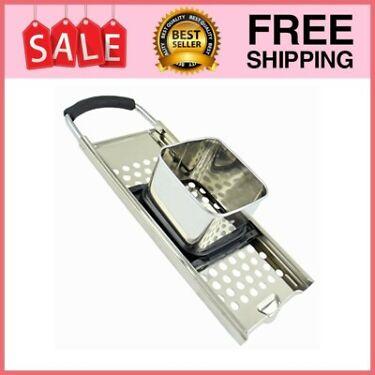 Spatzle Maker Stainless Steel Egg Noodle Dumpling Kitchen Gadget New