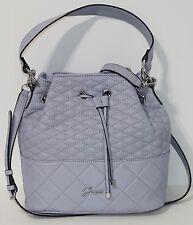 NEW Guess Kiley Bucket Bag Crossbody Handbag Purse Lilac NWT
