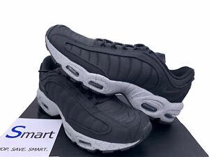 $180 NIB MEN WOMEN Nike Air Max Tailwind Running Training Shoes Black Grey Volt