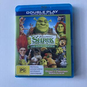 Shrek Forever After (Blu-ray, 2010, 2-Disc Set)