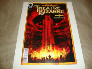 The Goon Theatre Bizarre #1 (Oct 2015) Dark Horse, Dunivant Variant Cover VF+