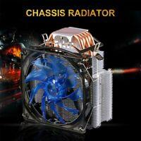 be quiet! CPU Kühler Pure Rock Slim BK008 Prozessor Lüfter Intel AMD 120mm