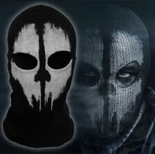 PASAMONTAÑAS MASCARA CALL OF DUTY GHOSTS CALAVERA COD AIRSOFT SKI MOTO Mask L9