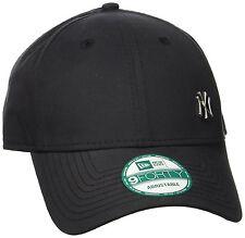 Gorra New Era Flawless Logo Basic New York Yankees 9Forty Black talla única cap