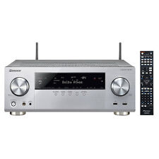 PIONEER VSX 930 7.2 AV Receiver con WLAN, Bluetooth + HDCP 2.2 * Argento * Merce Nuova