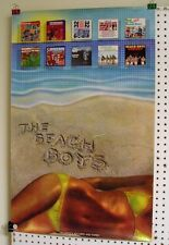 The Beach Boys-Original 1976 Us 35 x 22 Catalog Promo Poster-Nos!