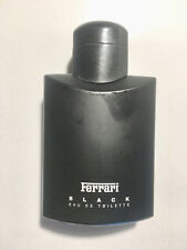 Ferrari Black for Men Eau De Toilette 4.2 Oz 125 ml Ts Perfume Fragranc unboxed
