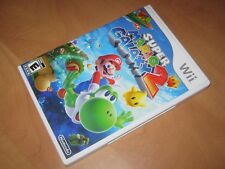 Super Mario Galaxy 2 Nintendo Wii Game - Works Perfectly
