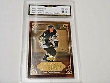 Sidney Crosby GRADED ROOKIE!! 2005/06 UD Diary #DP11 Penguins MVP!! 8.5%-1