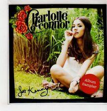 (GI133) Charlotte O'Connor, 5 track album sampler - 2011 DJ CD