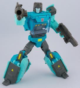 Transformers Titans Return SERGEANT KUP Complete Deluxe Figure