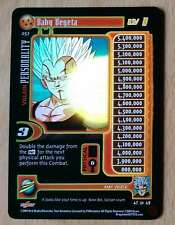 BABY VEGETA LV1 FLAT UNLIMITED [LP] #257 Baby Dragon Ball Z Ccg Tcg Dbgt Score