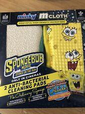 Minky M Cloth Spongebob Limited Edition!