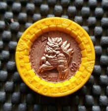 Super Mario RPG Coin Vintage 1995 Nintendo Bandai [BOWSER BRONZE ] RARE Medal