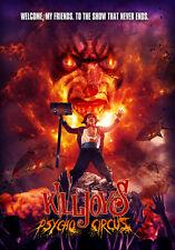 Killjoy's Psycho Circus DVD, Starring Trent Haaga, Directed by John Lechago
