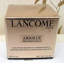 LANCOME absolue precious cells CREMA GIORNO-NUOVO-Boxed & Cellophane Sigillato
