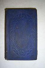 SKETCH-BOOK of Geoffrey Crayon (Irving). 1864 G. P. Putnam. frontispiece illust.
