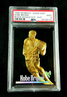 KOBE BRYANT RARE 1998 SKYBOX E-X 2000 23K BLACK w/ GOLD $ PSA 9 (1 of 8) (0-10s)