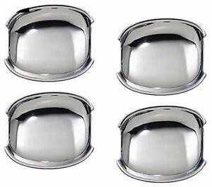 CHEVY CHEVROLET HHR CHROME DOOR HANDLE CUP GUARDS  (4 PCS) 2005-2011