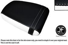 Diseño 3 Blanco y Negro de vinilo personalizado para Suzuki GZ 125 MARAUDER Cubierta de Asiento Trasero