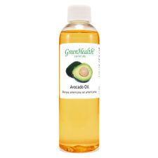 4 fl oz Avocado Carrier Oil (100% Pure & Natural) - GreenHealth