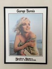 Marilyn Monroe framed wall art -60x80cm, rare vintage marilyn monroe poster