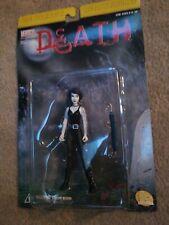 DC Direct The Sandman Death Action Figure Vertigo NEW Neil Gaiman 1999