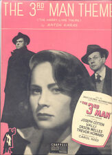 Anton Karas - Third Man Theme 1950 Sheet Music