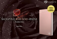 SEAGATE Rose gold portable drive 2Tb/ USB 3.0/ 2.75W/