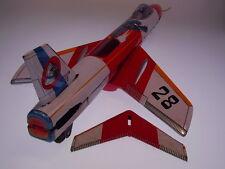 "GS JAPAN HEROES ""TETSUJIN 28 GIGANTOR SKY ROCKET"" BANDAI, 1960, NEARLY NEW !"