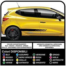 CLIO RS SPORT MEGANE RS Grafica Set Adesivi CLIO Alfa Romeo 147 Giulietta Mito