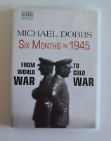 Six Months in 1945 - by Michael Dobbs - MP3CD - Audiobook