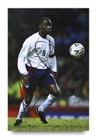 Andy Cole Genuine Signed 6x4 Photo Manchester United Autograph Memorabilia + COA