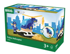 BRIO 33828 Police Helicopter kids toys.Brand new. Free Post. Ship from Melbourne