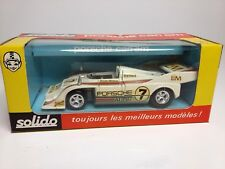 1/43 SOLIDO 18 PORSCHE - CAN AM