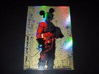 "BLUNT GRAFFIX Mickey Skywalker star wars mouse RAINBO HANDBILL 4X6"" poster print"
