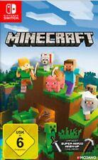 MINECRAFT Nintendo Switch Edition Spiel Game NEU/OVP Geschenk :)
