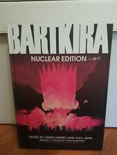 Bartkira Nuclear Edition HC (2016) Floating World Comics Simpsons Arkia HTF OOP
