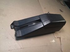 85-89 OEM Merkur XR4TI Front Center Console Assembly Cubby Arm Rest Box BLACK