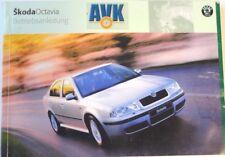 Manual de instrucciones de manual de instrucciones, skoda octavia 1u2 1u5, salida 2002