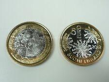 *** 5 EURO Gedenkmünze FINNLAND 2012 Flora Gletscherhahnenfuß Nordische Natur **